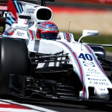 Paul di Resta, Williams F1 Team, FW40