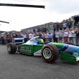 Mick Schumacher, Benetton