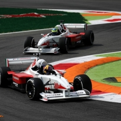 The Formula 1 Two Seaters in Action