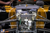 Front Suspension for the Renault F1 Team RS17