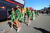 Starting Grid Girl