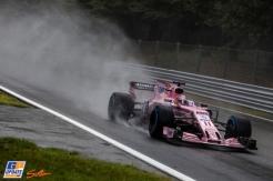 Sergio Pérez, Force India F1 Team, VJM10