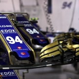 Front Wing for the Sauber F1 Team C36