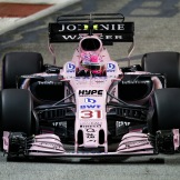 Esteban Ocon, Force India F1 Team, VJM10