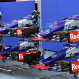 Front Wings for the Scuderia Toro Rosso STR12