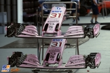 Front Wings for the Force India F1 Team VJM10