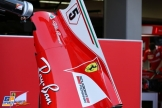 Engine Cover for the Scuderia Ferrari SF70-H