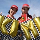 Fans for Kimi Räikkönen