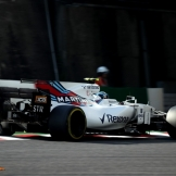 Lance Stroll, Williams F1 Team, FW40