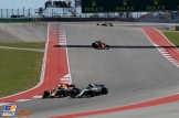 Valtteri Bottas (Mercedes AMG F1 Team, F1 W08 Hybrid) and Daniel Ricciardo (Red Bull Racing, RB13)