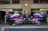 Body Work for the Scuderia Toro Rosso STR12