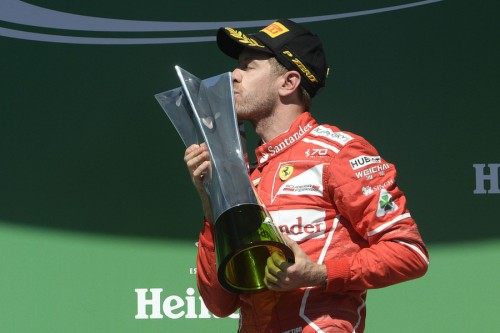 Statistics Brazilian Grand Prix of 2017