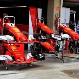 Front Wings for the Scuderia Ferrari SF70-H