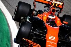 Stoffel Vandoorne, McLaren Honda, MCL32