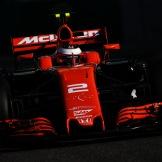 Stoffel Vandoorne, McLaren Honda, MLC32