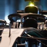 Mercedes AMG F1 Team F1 W09 EQ Power