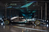 Mercedes AMG F1 Team F1 W09 EQ Power
