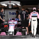 Force India F1 Team, VJM11