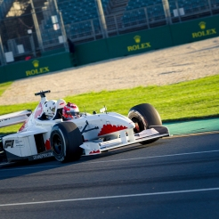 The Formula 1 Two Seater in Action