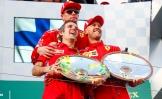 Suderia Ferrari Celebrating