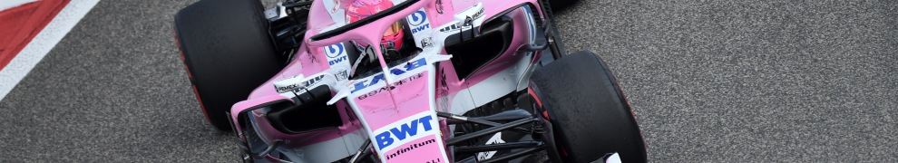 Esteban Ocon, Force India F1 Team, VJM11