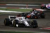 Marcus Ercisson, Sauber F1 Team, C37