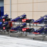 Front Wings for the Scuderia Toro Rosso STR13
