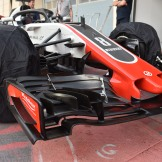 Romain Grosjean, Haas F1 Team, VF18