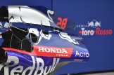 Engine Cover for the Scuderia Toro Rosso STR13