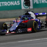 Brandon Hartley, Scuderia Toro Rosso, STR13