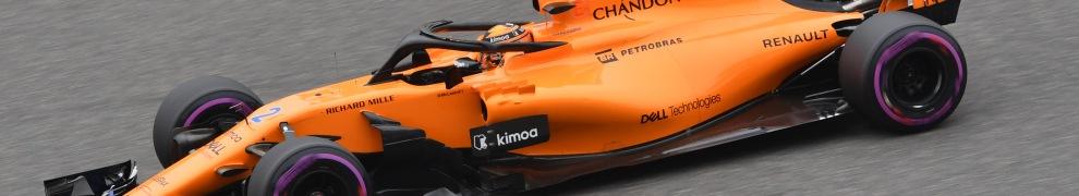Stoffel Vandoorne, McLaren Renault, MCL33