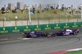 Pierre Gasly and Brandon Hartley, Scuderia Toro Rosso, STR13