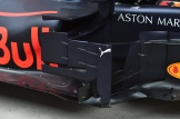 A Detail of the Red Bull Racing RB14