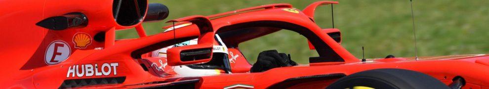Sebastian Vettel, Scuderia Ferrar, SF71H