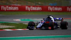 Brendon Hartley, Scuderia Toro Rosso, STR13