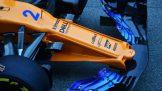 A Detail for the McLaren Renault MCL33
