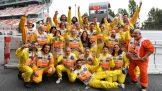 The Marshals for Circuit de Barcelona-Catalunya