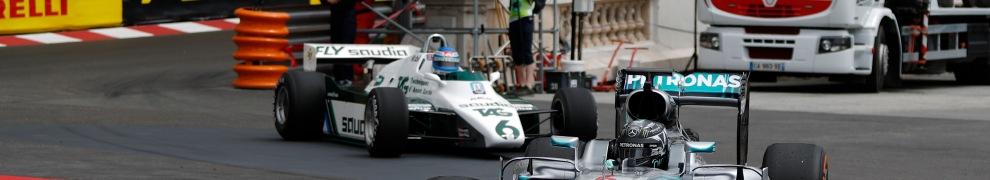 Nico Rosberg and Keke Rosberg