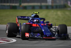 Pierre Gasly, Scuderia Toro Rosso, STR13