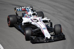 Lance Stroll, Williams F1 Team, FW41