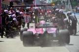 Force India F1 Team, VJM11