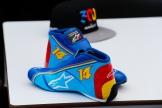 Racing Shoes for Fernando Alonso (McLaren Renault)