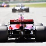 Sauber F1 Team, C37