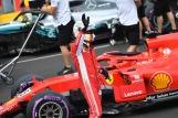 Sebastian Vettel, Scuderia Ferrari, SF71H