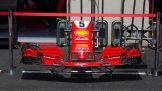 A Front Wing for the Scuderia Ferrari SF71H
