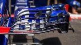 A Detail for the Scuderia Toro Rosso STR12