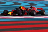 Max Verstappen (Red Bull Racing, RB14) and Sebastian Vettel (Scuderia Ferrari, SF71H)