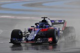 Brendon Hartley, Scuderia Toro Ross, STR13