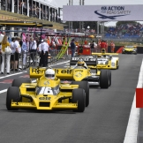 Different Renault Cars