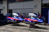Engine Covers for the Scuderia Toro Rosso STR13